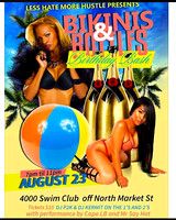 Bikinis & Bodies Pool Party 2k15- Hosted by B. Pipkins