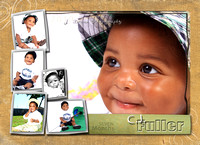 Lil CJ Fuller- 7 Months- May '10