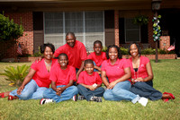 Wilkerson Family- August '08