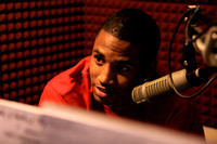 Trey Songz live at 103.7The Beat- Aug09