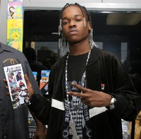 Hurricane Chris supports JBrown Photography